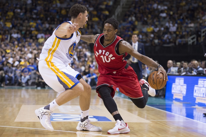 Raptors at Warriors preview: The west coast gauntlet continues
