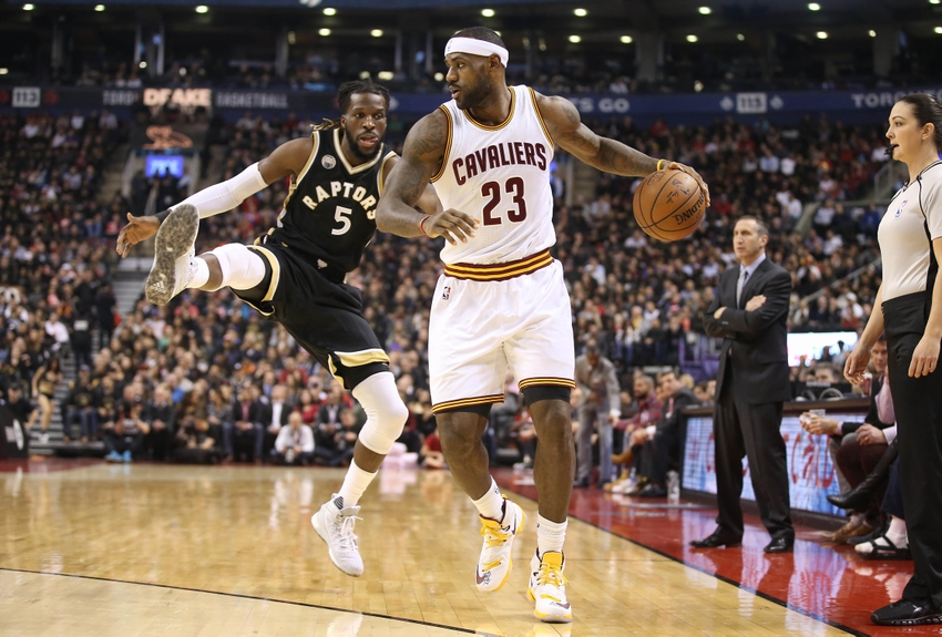 6e382abc5c3 Toronto Raptors at Cleveland Cavaliers  3 keys to victory