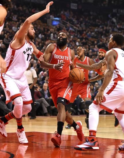6ff960e9de6 Raptors at Houston Rockets  Preview   3 keys to victory