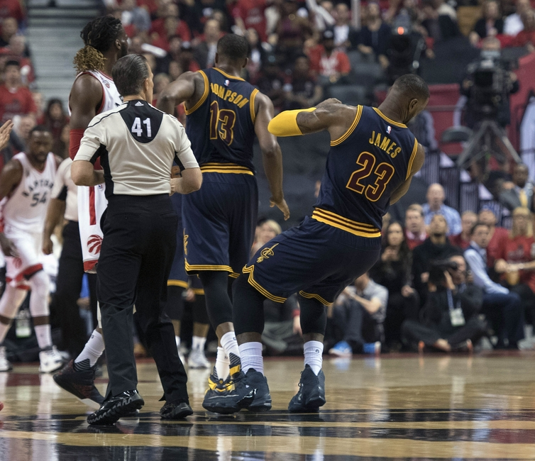 Cleveland Editor On Raptors, Refs, And A Poor Game By Cavs