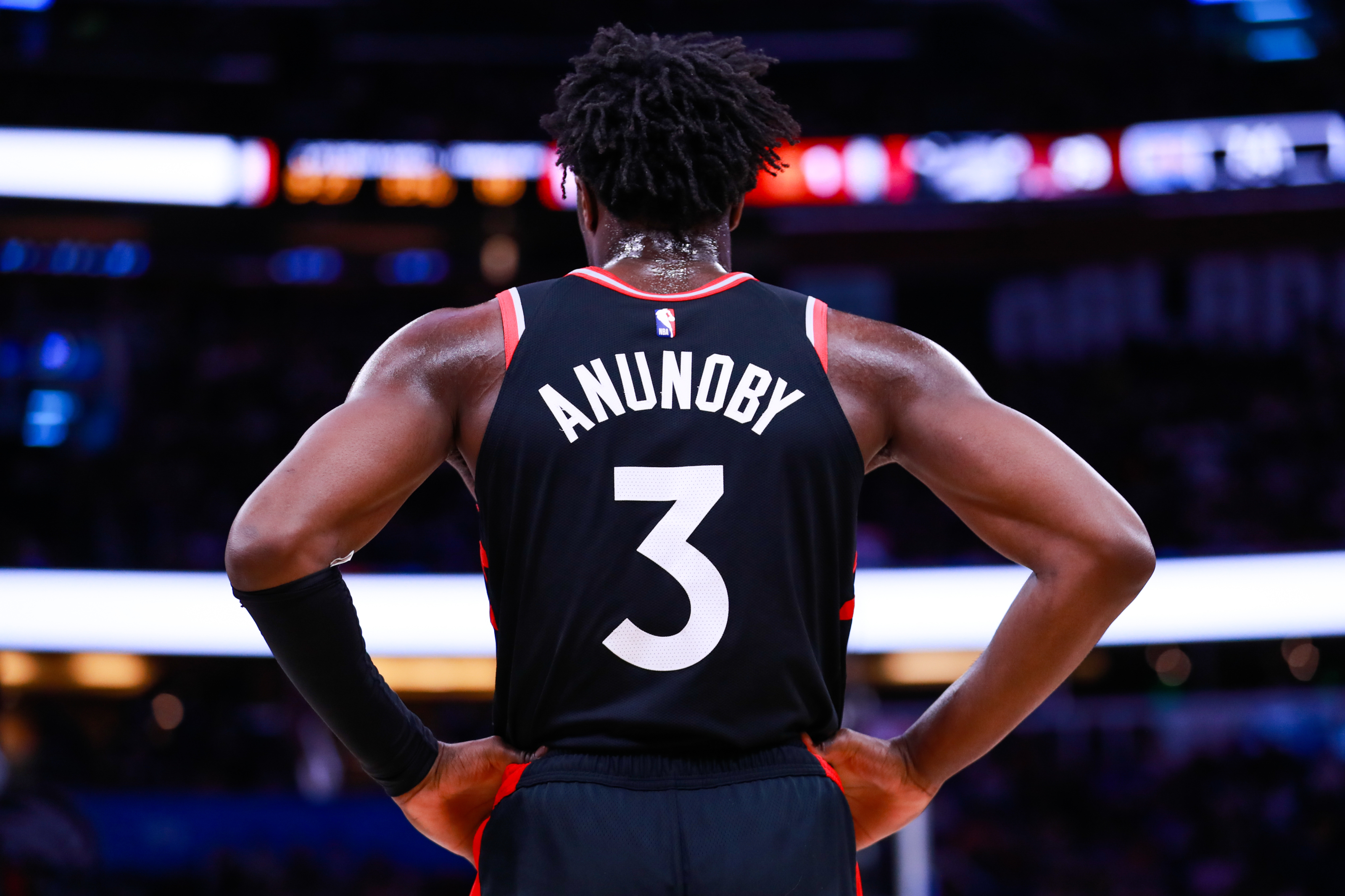 Toronto Raptors: OG Anunoby overcame obstacles for a rising stars bid