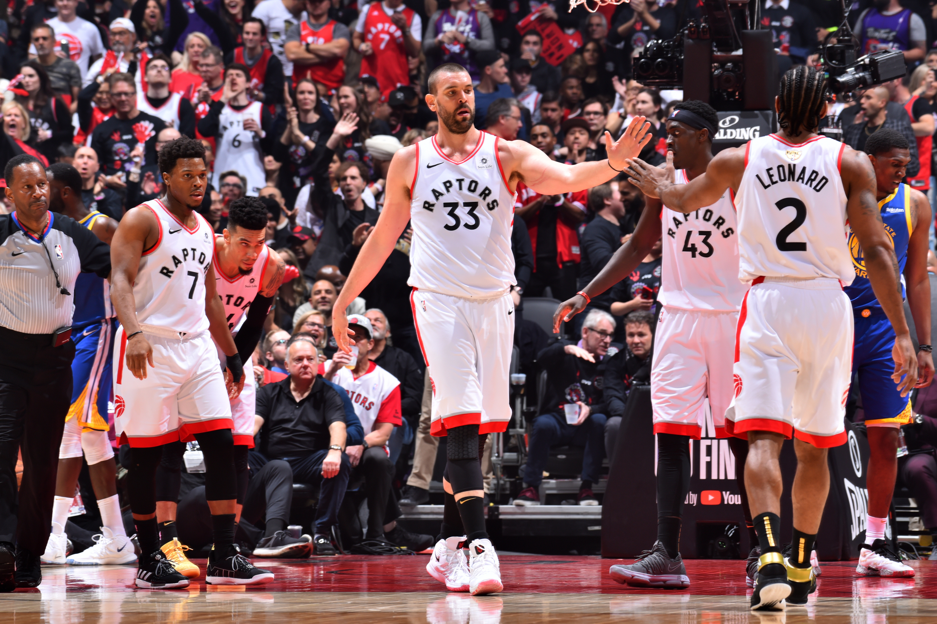 The Financial Implications Of The Toronto Raptors In The Nba Finals