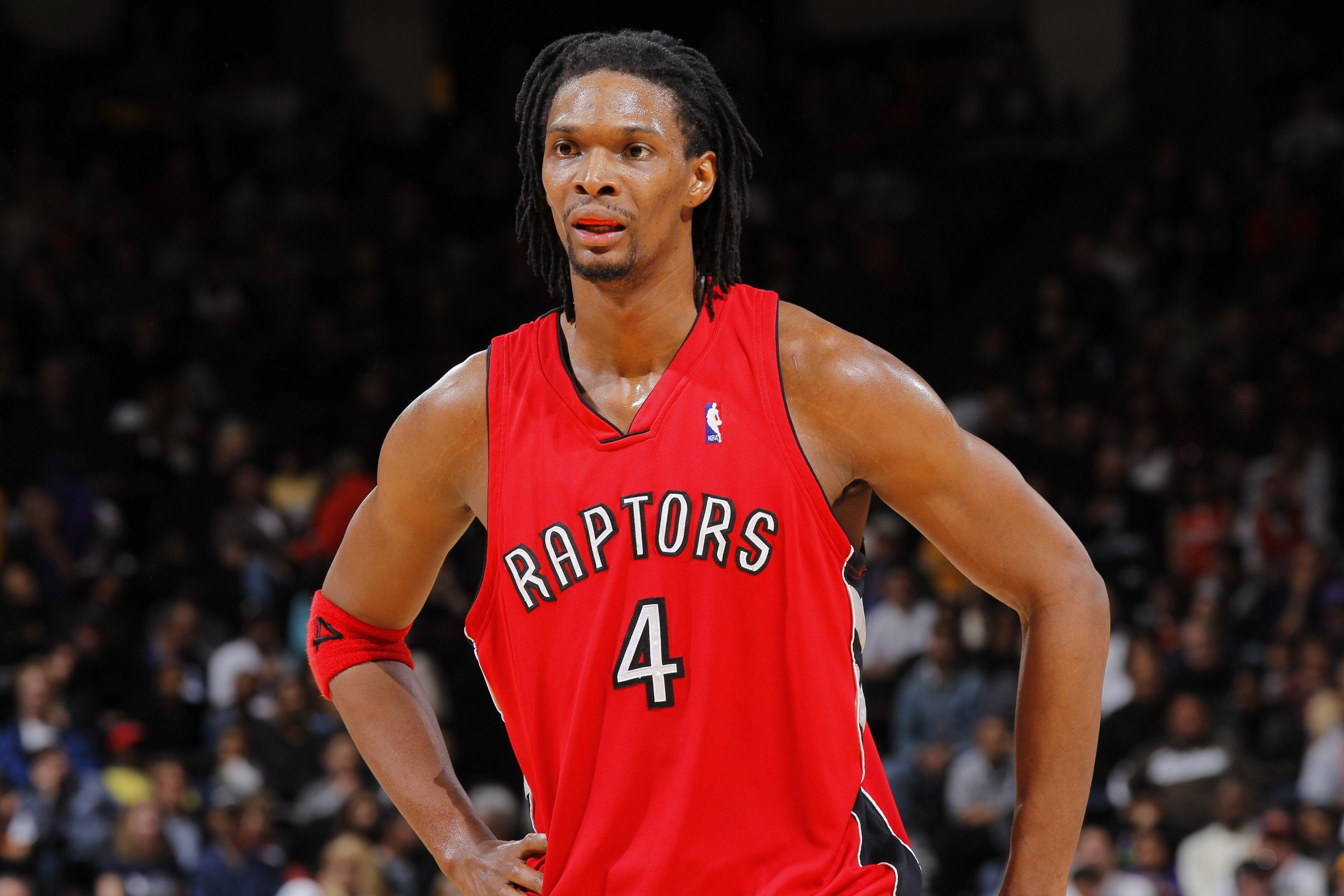 jugadores de los Toronto Raptors