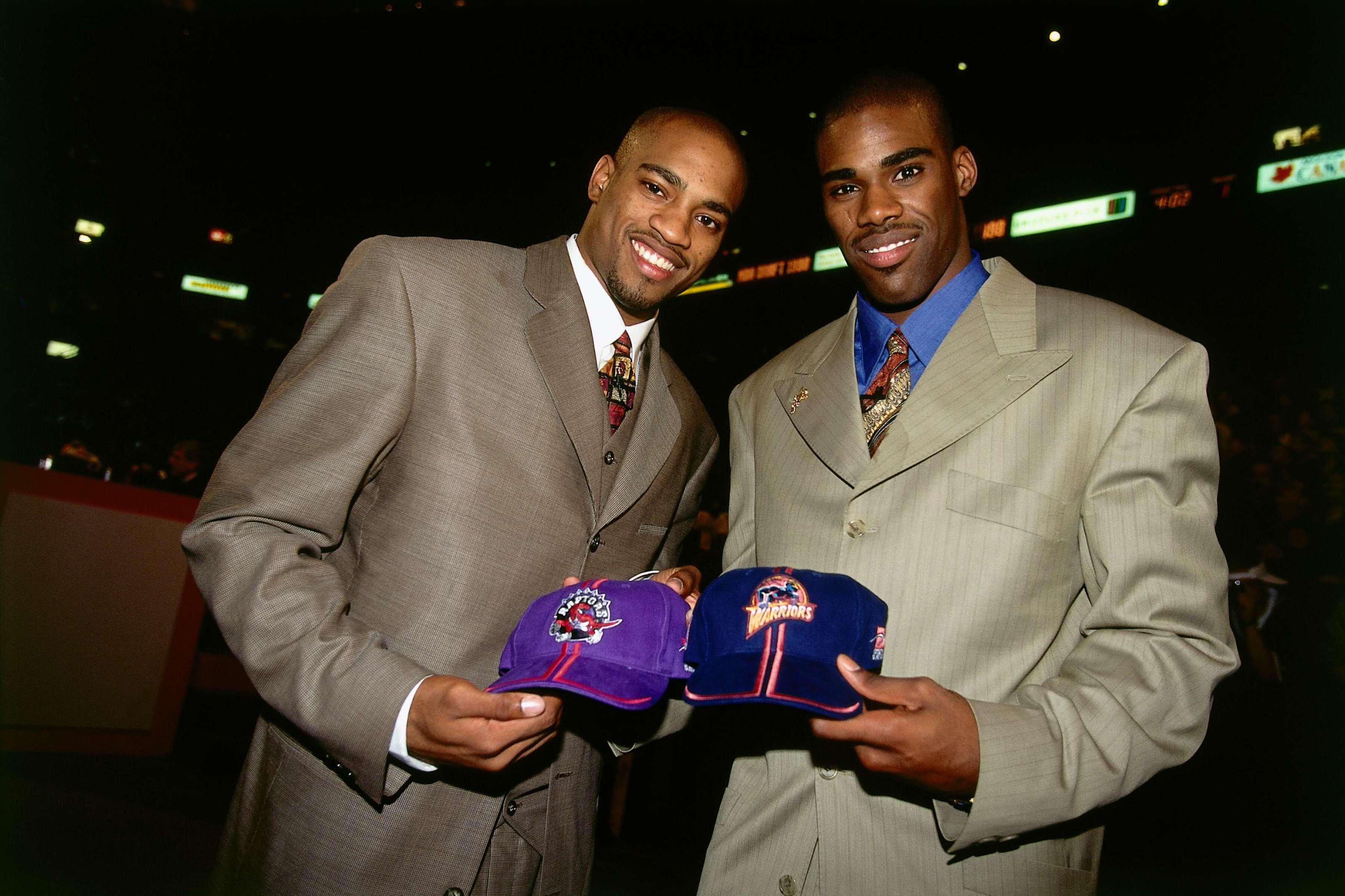 Toronto Raptors: 23 days of history - trading for Vince Carter
