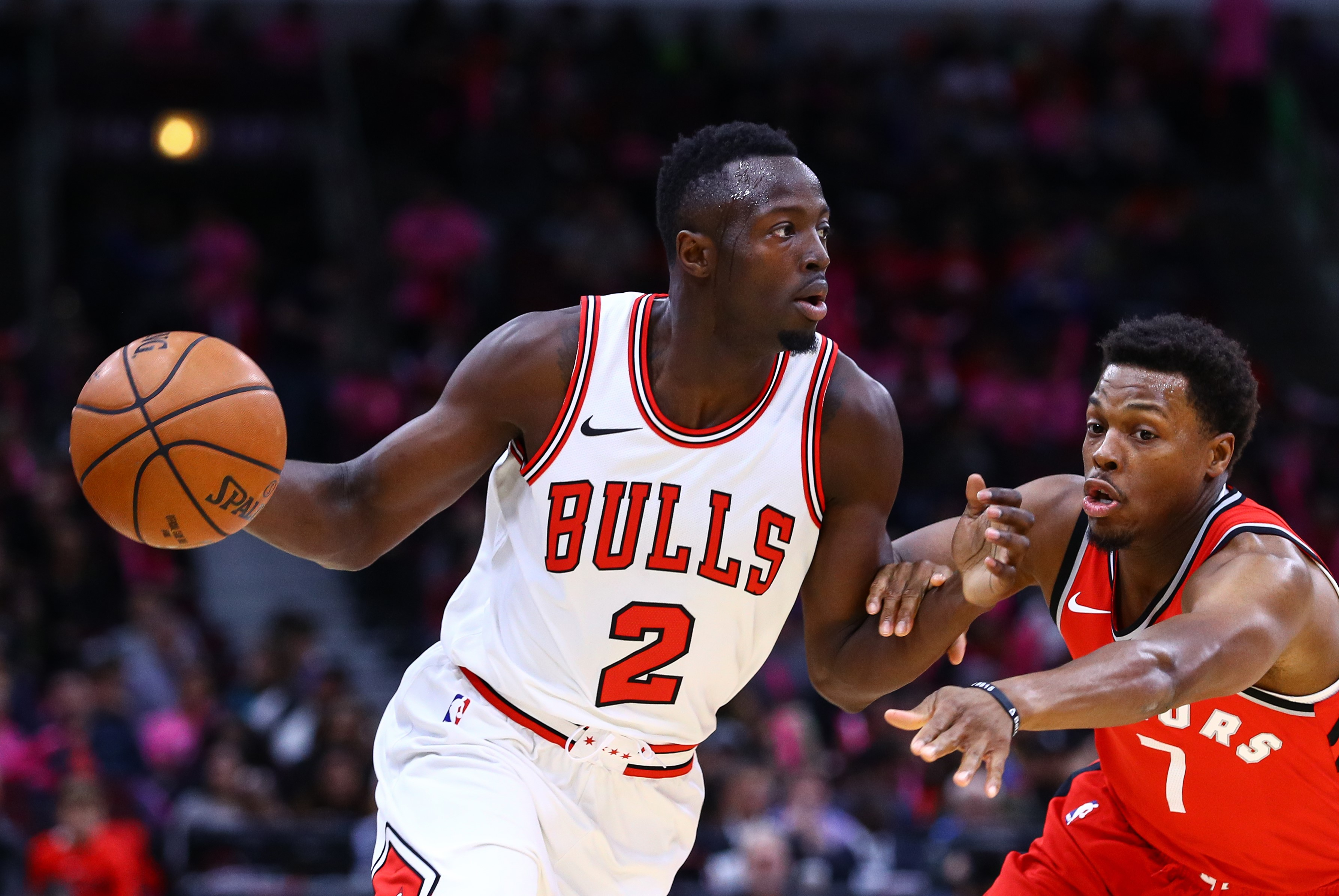 Raptors: Is The Toronto Raptors And Chicago Bulls Rivalry Over?
