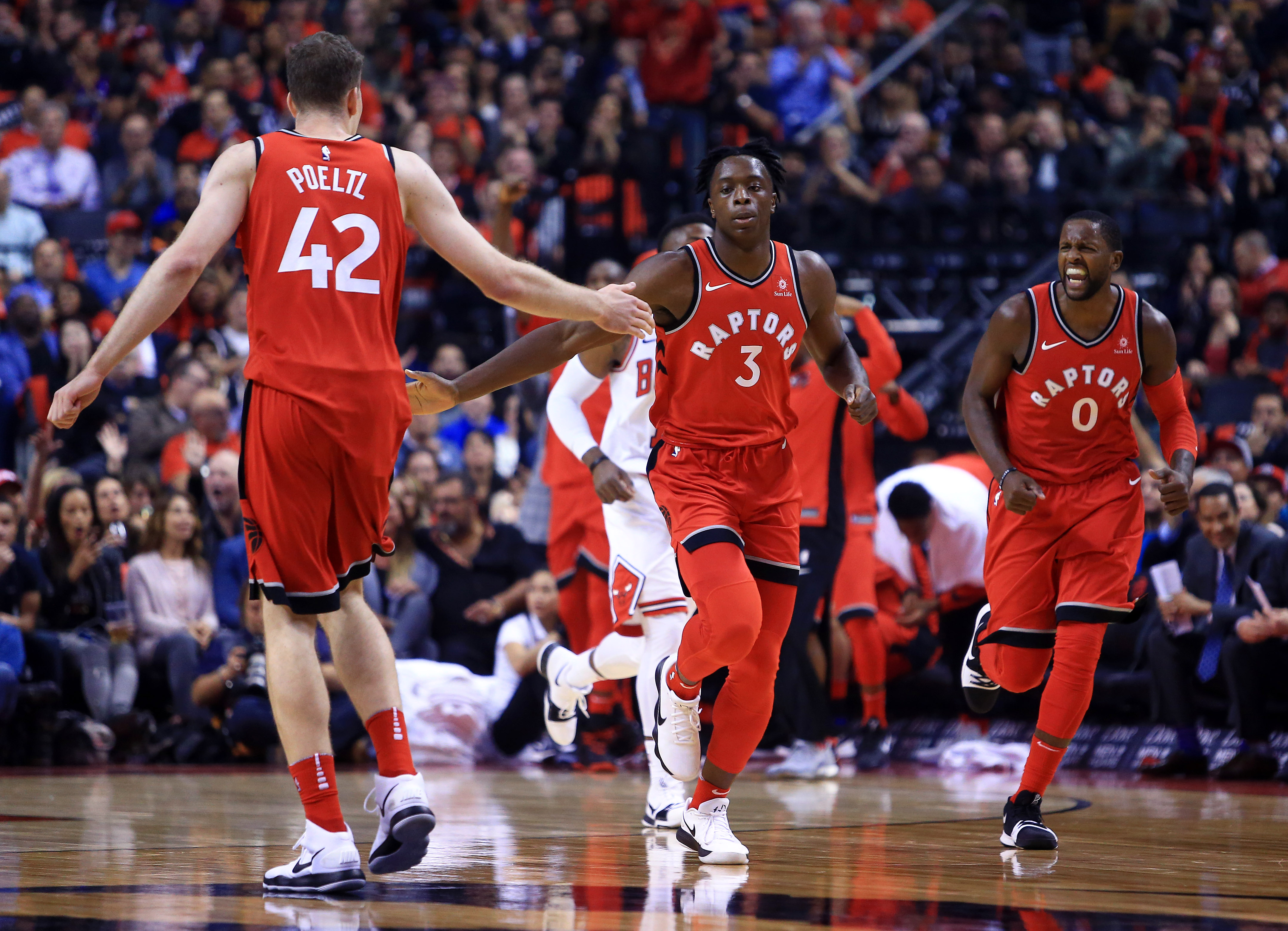 Toronto Raptors should be excited about dysfunctional Cavs