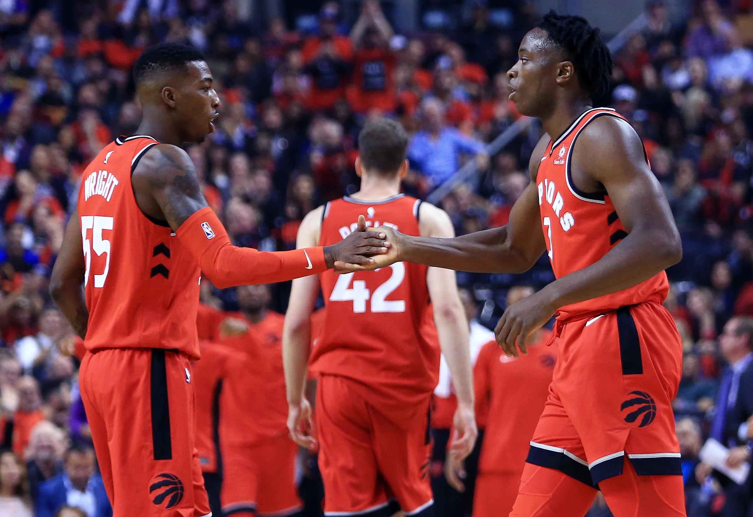 Toronto Raptors: Toronto Raptors Bench Players Deserving Of More Minutes