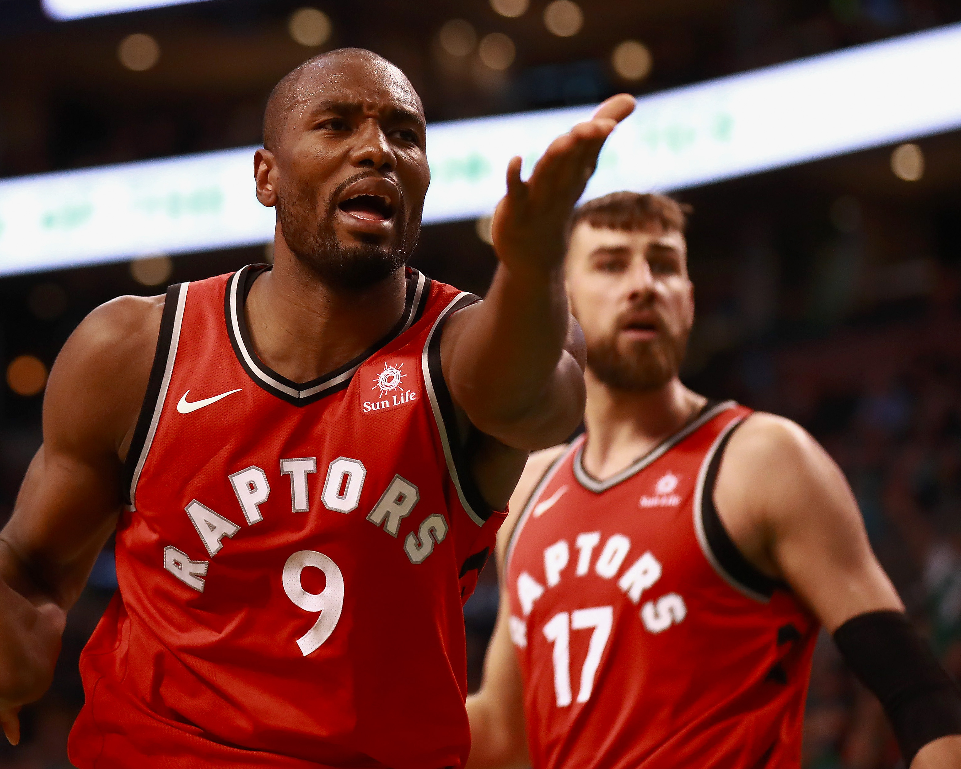Masked man: Irving returns as Celtics win 13th straight