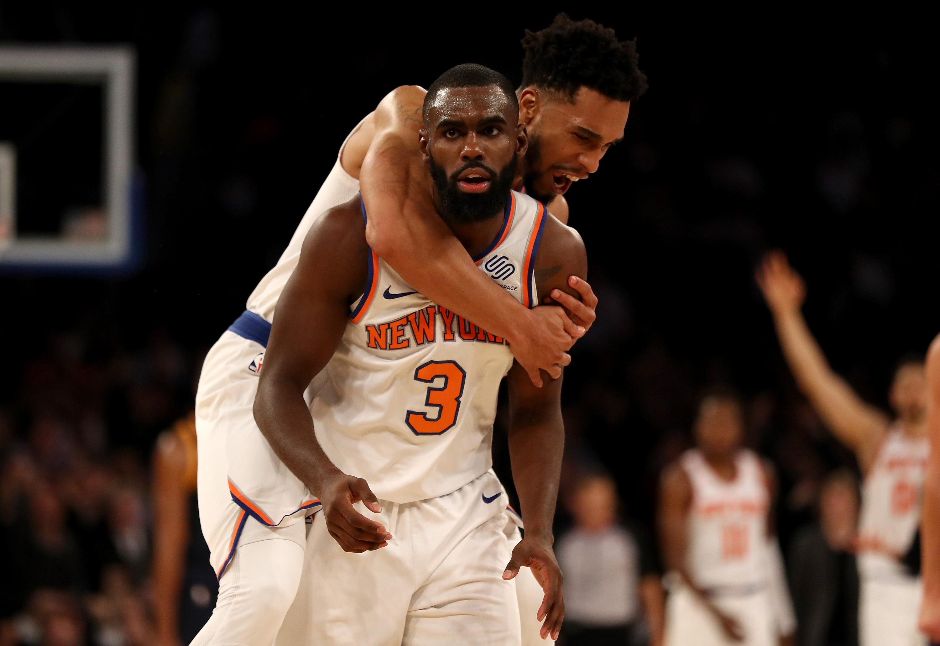 King James, deemed 'Queen', gets last laugh against New York Knicks