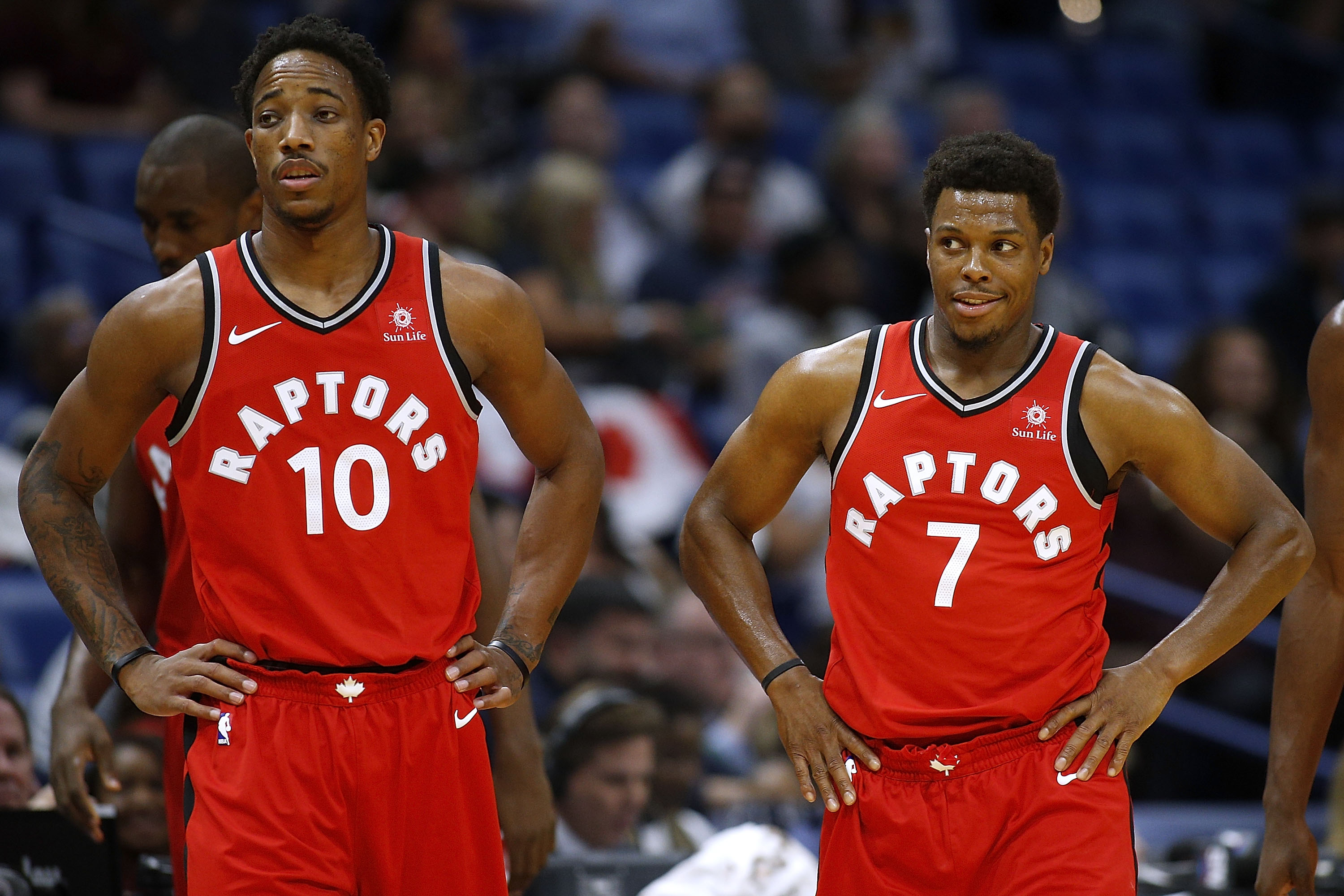 Espn Picks Their All Time Starting Five For The Toronto Raptors